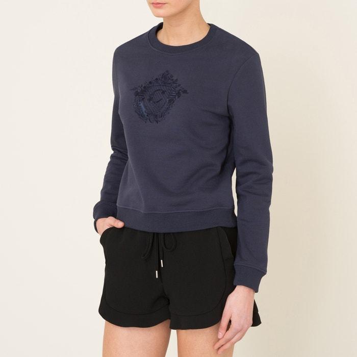 afbeelding Sweater met embleem CARVEN