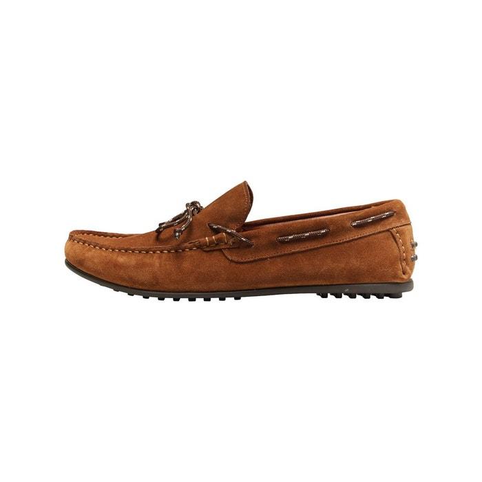 Chaussures suédine -  walnut Selected Homme  La Redoute