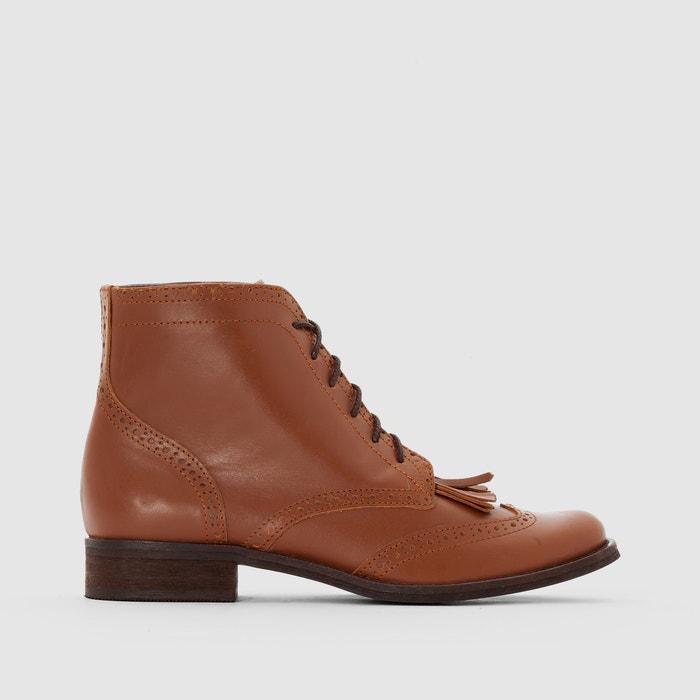 Image Boots cuir R studio
