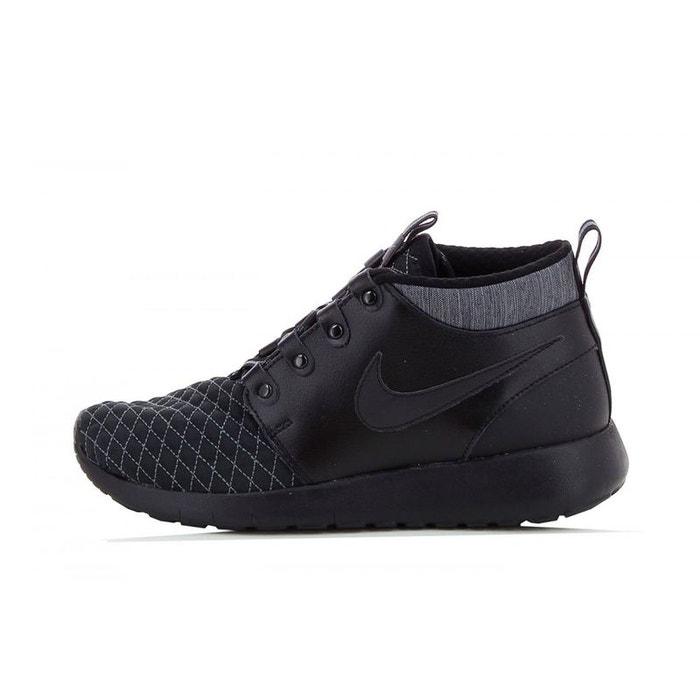 online retailer 343e6 ba350 Basket nike roshe one mid winter (gs) - 807575-002 noir Nike   La Redoute