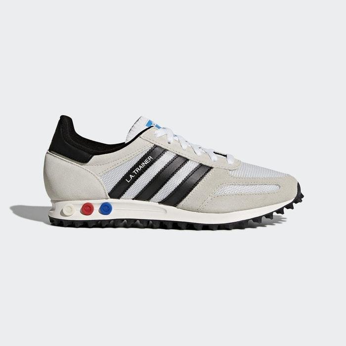 Escompte Bonne Vente Prix Incroyable Rabais Chaussure la trainer og blanc Adidas Originals QhjjpW