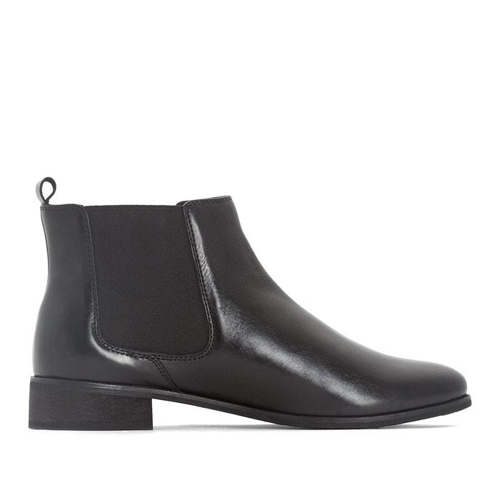 Wide Foot Leather Boots  CASTALUNA image 0