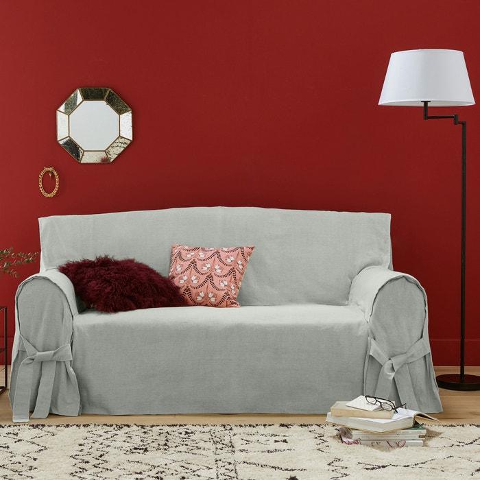 Housse de canapé lin/coton JIMI  La Redoute Interieurs image 0