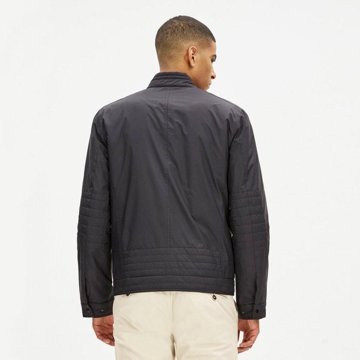 Image Guprady Biker-Style Quilted Jacket CELIO