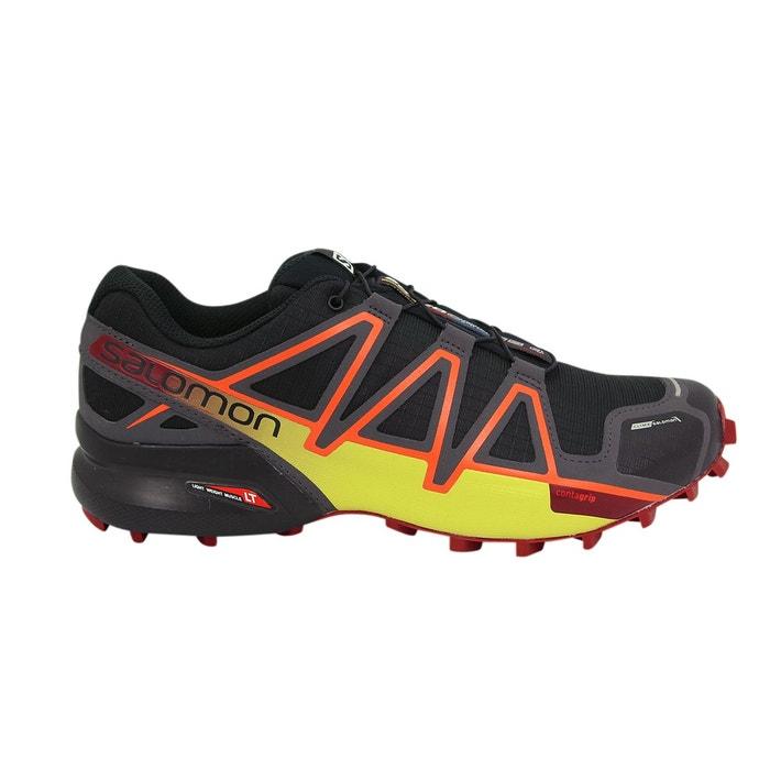 Trail De 4 Speedcross Cs Chaussures Synthetique lcJ3TFK1