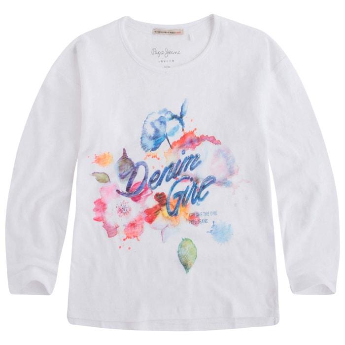 T-shirt 8 - 16 jr  PEPE JEANS image 0