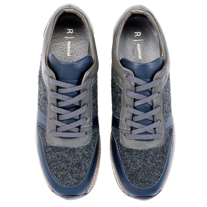 Zapatillas piel Running Collections deportivas La Redoute de YXSxXE7