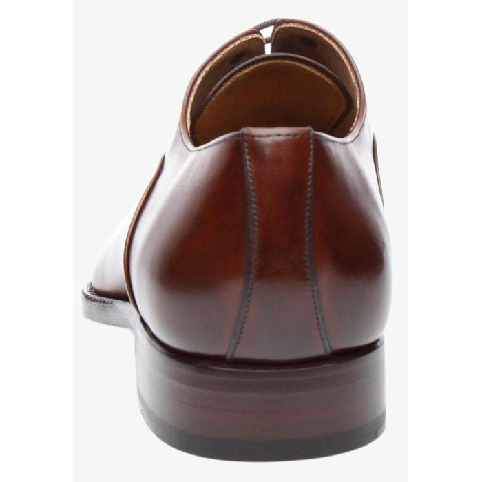 Richelieu captoe en noisette noix Shoepassion