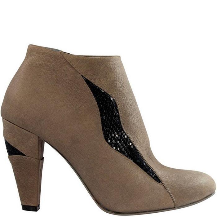 Chaussure femme en cuir fayana  Pring Paris  La Redoute