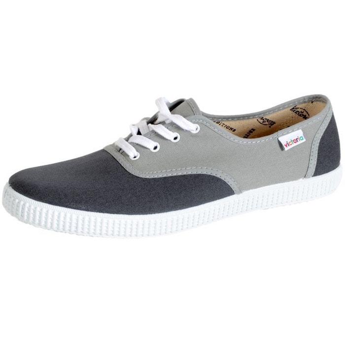 Chaussures victoria 106651 gris  gris Victoria  La Redoute