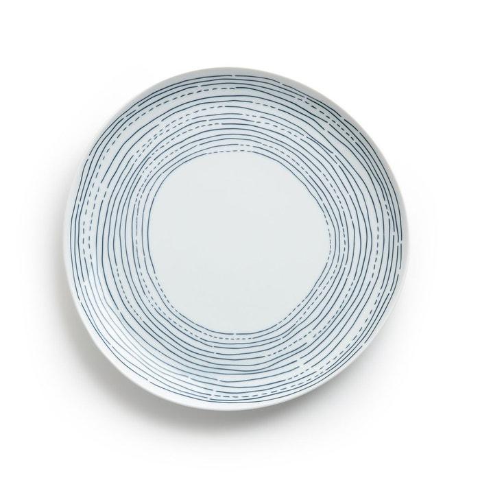 Lot de 4 assiettes plates Agaxan  AM.PM image 0