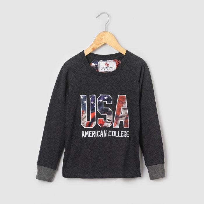 Image T-shirt 10 - 16 lat AMERICAN COLLEGE