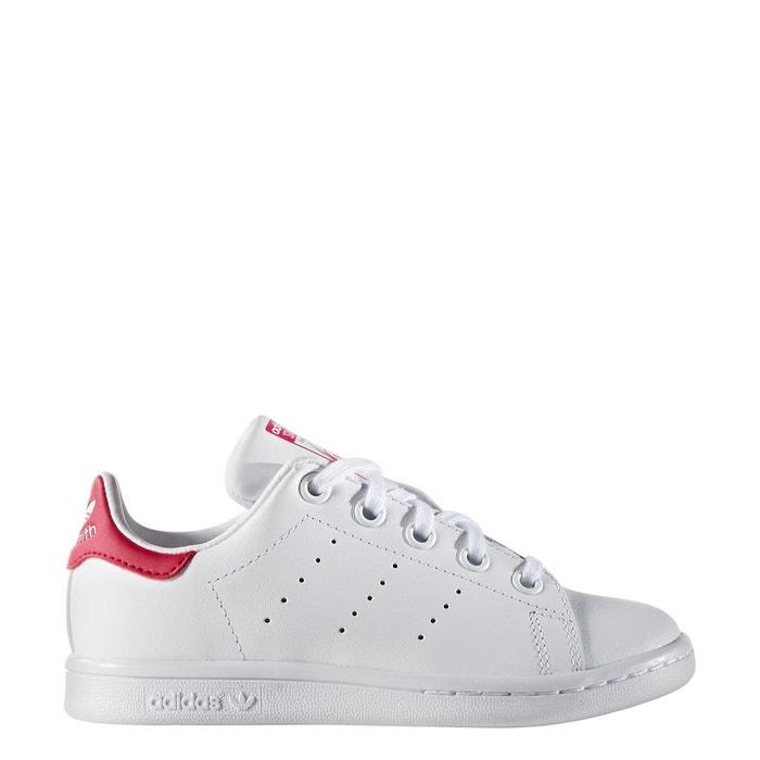 Baskets stan smith c blanc rose Adidas Originals | La Redoute