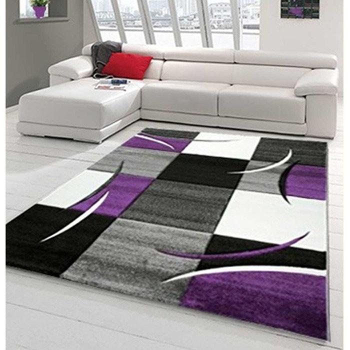 Tapis design et modern pour le salon DIAMOND 665
