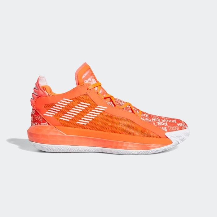 Baskets dame 6 orange Adidas Performance | La Redoute