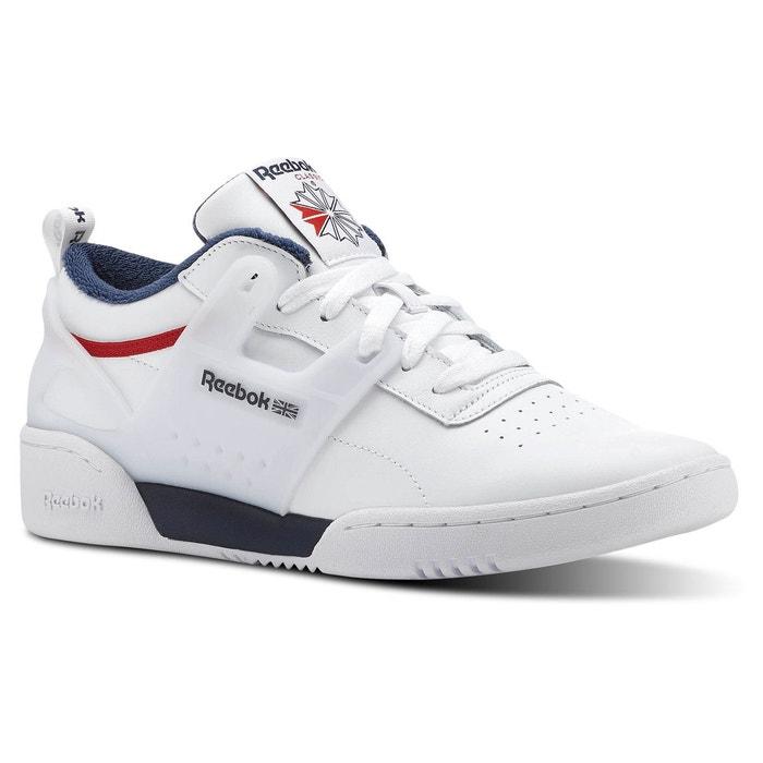 sneakers REEBOK CLASSICS blanc en promo | Workout ADV L à 4