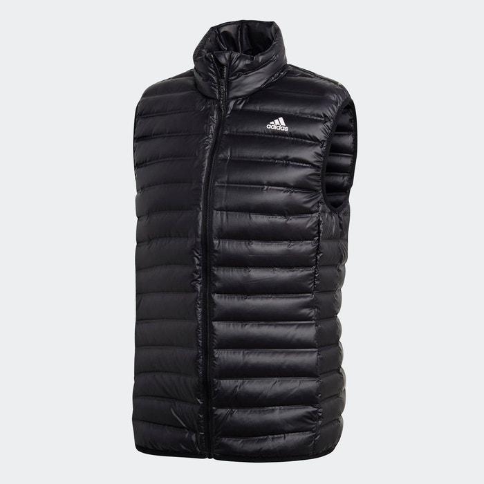 Doudoune sans manches varilite noir Adidas Performance   La