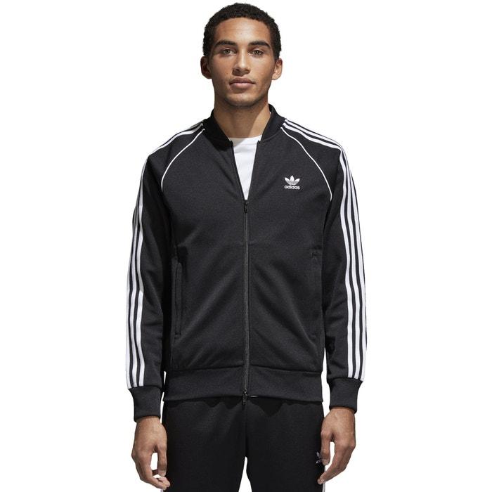 Sst track top , black, Adidas Originals