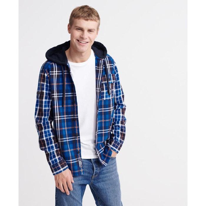Chemise à capuche Denim Goods