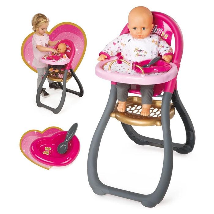 Pour Poupée Chaise Baby Haute Nurse ZPkiXu