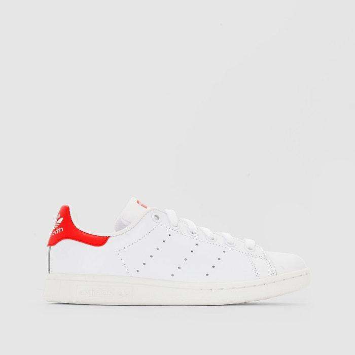 basket femme stan smith adidas rouge