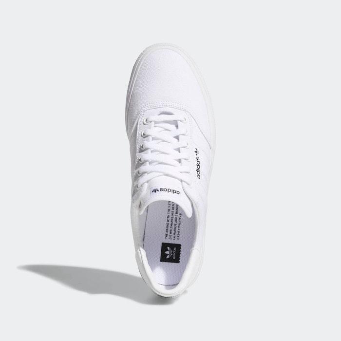 Baskets 3mc vulc blanc Adidas Originals | La Redoute