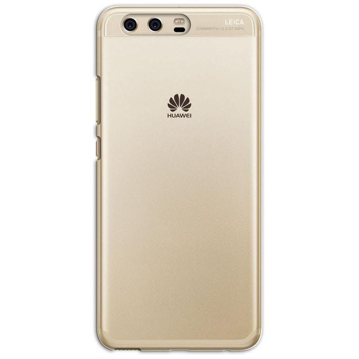 Coque rigide transparente pour Huawei P10 Plus