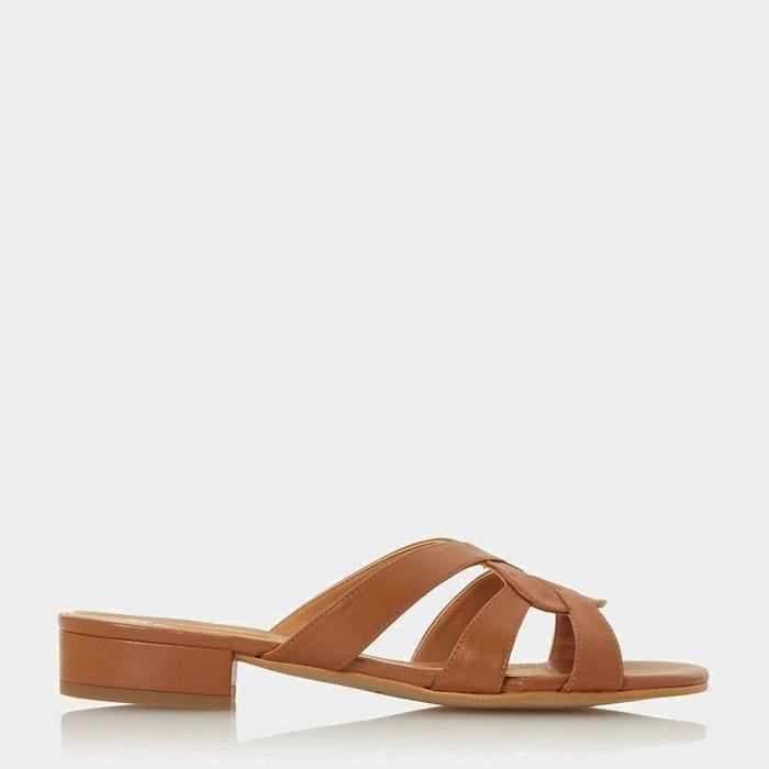 Sandales à brides à enfiler lenning jl Dune London | La
