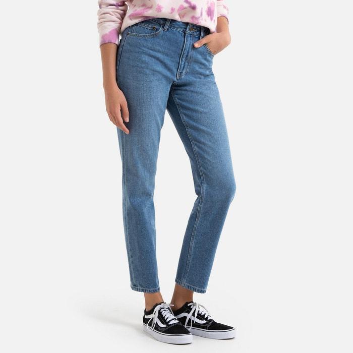 Jonas Mom Jeans Length 29 Blue Labdip La Redoute