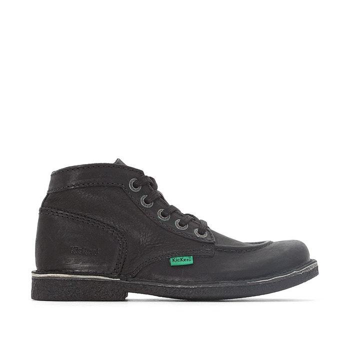 Boots lacets à Redoute legendiknew KickersLa en cuir OkPuXZi