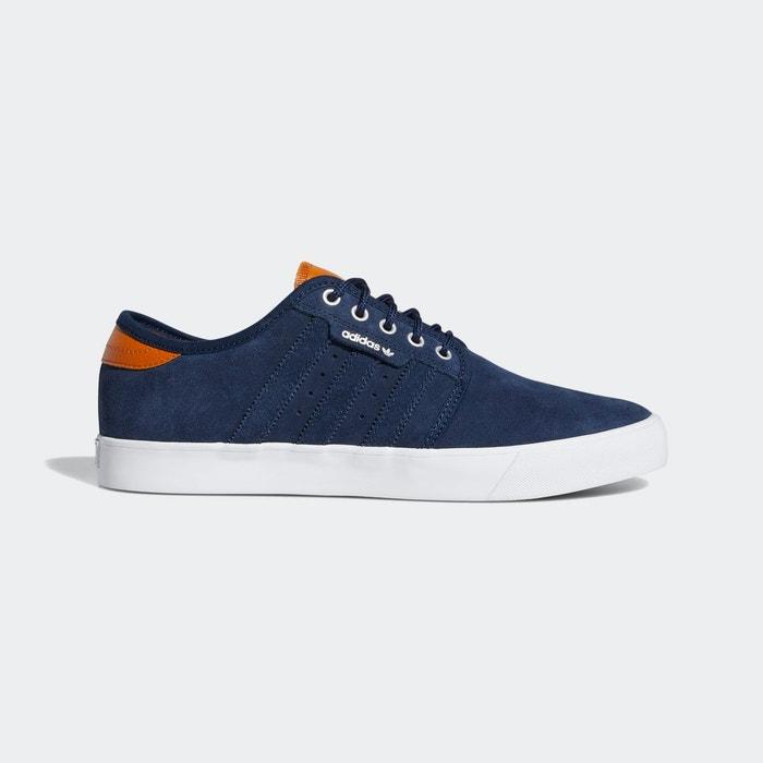 Baskets seeley bleu Adidas Originals   La Redoute