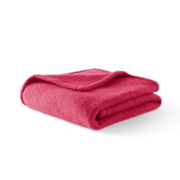 Woolmark Pure New Wool Blanket 600gm² La Redoute