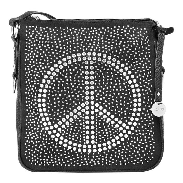 ASOS DESIGN - Petit sac à anses avec rabat arrondi et bandoulière amovible