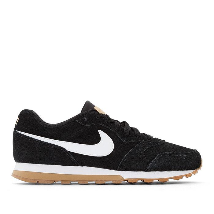 Sneakers md runner suede 2 schwarz Nike | La Redoute
