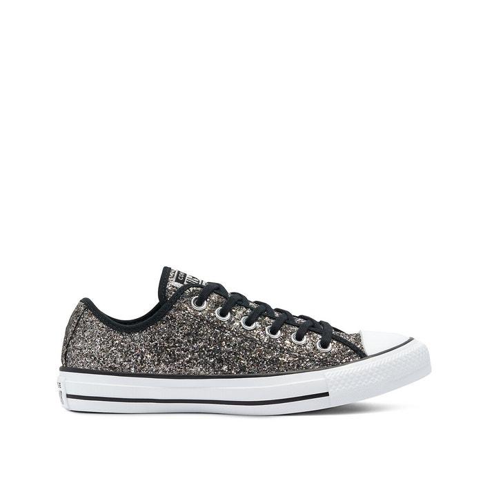 star glitter shine ox trainers