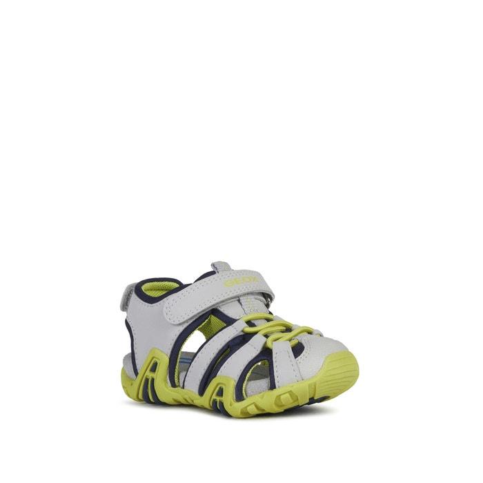 Geox Boys Kraze C Closed Toe Sandal
