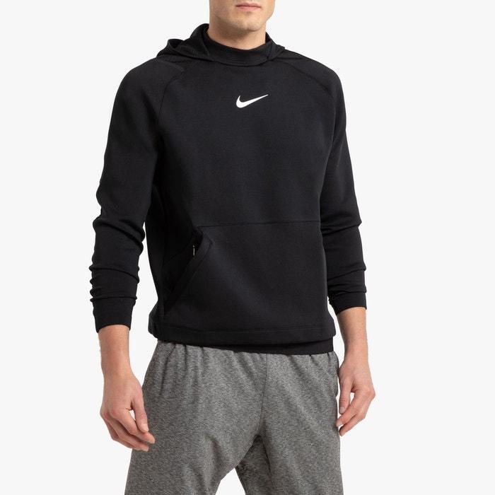 Sweat à capuche d'entraînement noir Nike | La Redoute