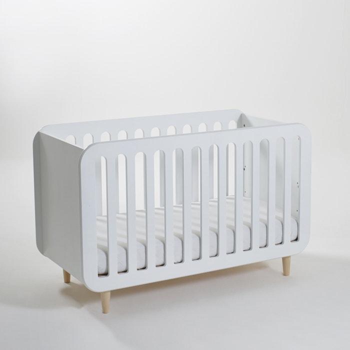 Babybed Met Kast.Babybed Met Verstelbare Bedbodem Jimi La Redoute Interieurs