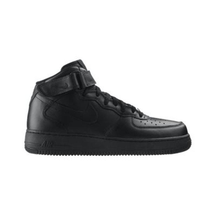 nike air force 1 montant noir