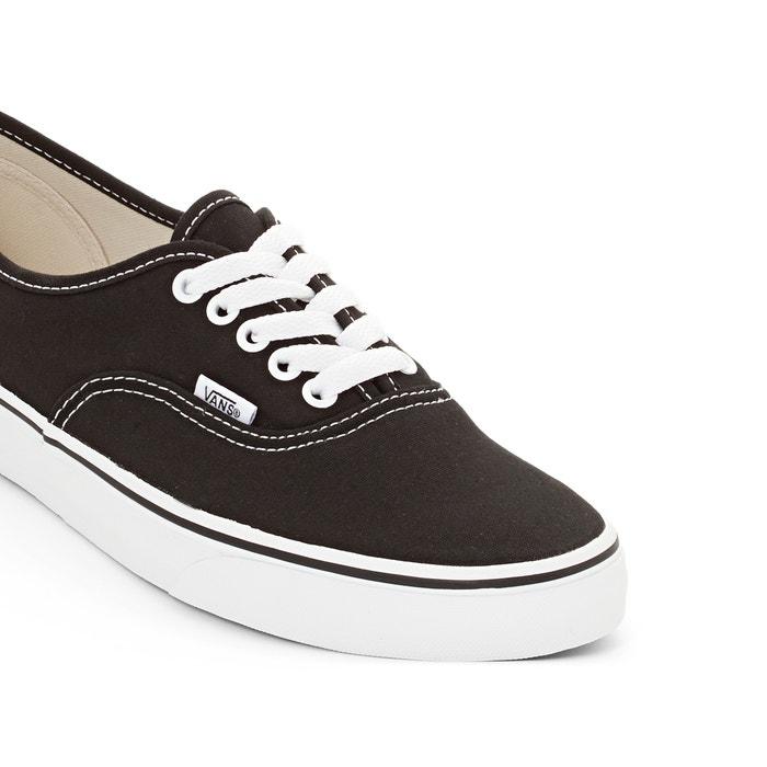Authentic trainers black Vans | La Redoute