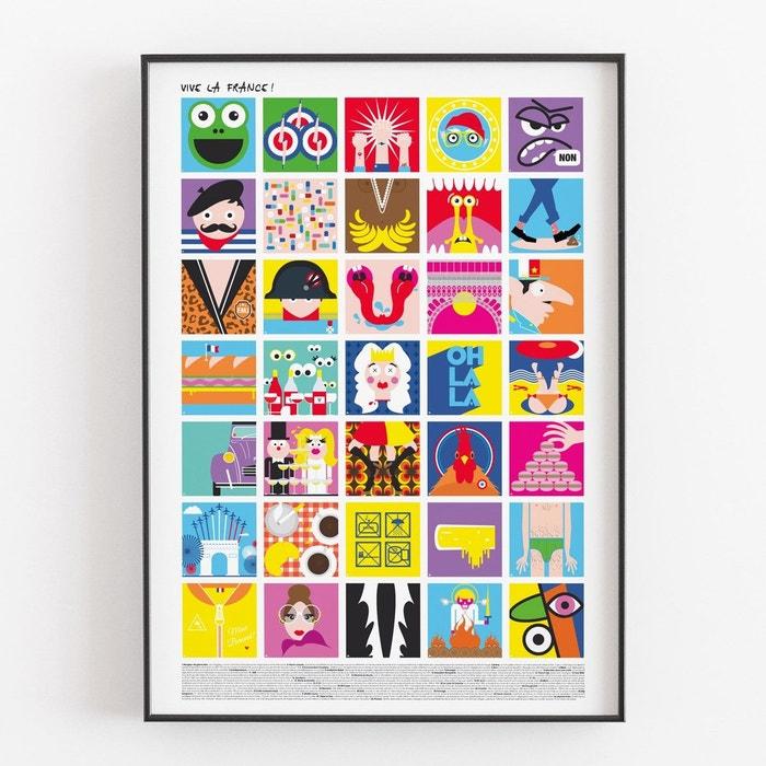 Affiche poster elephant réf 18 3 dimensions, papier mat ou papier photo