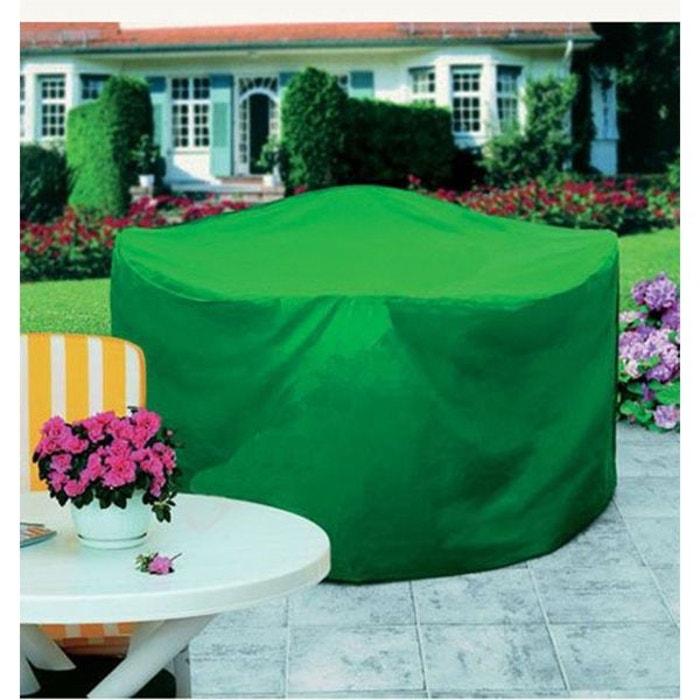 Housse de protection pour table de jardin d.160cm - 6382.10