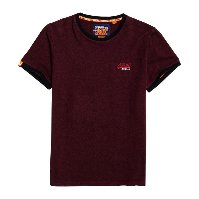 T shirt Orange Label Cali Ringer