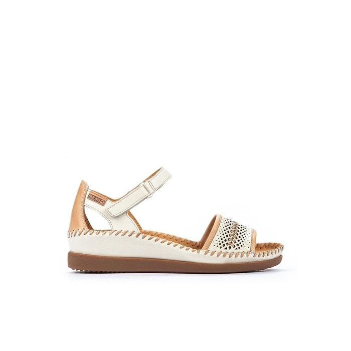 Sandales en cuir cadaques w8k Pikolinos | La Redoute