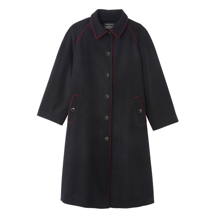 Manteau bordeaux femme | La Redoute