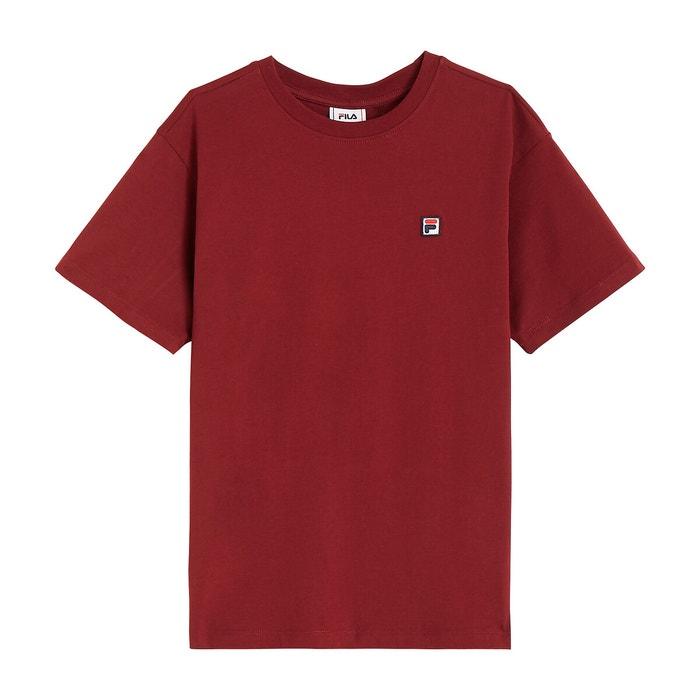 T shirt Nova coton, manches courtes, col rond