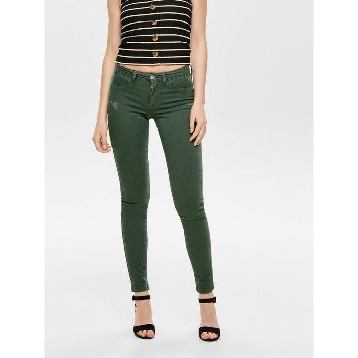 Jean skinny jdy anica rw push up vert thyme Jacqueline De