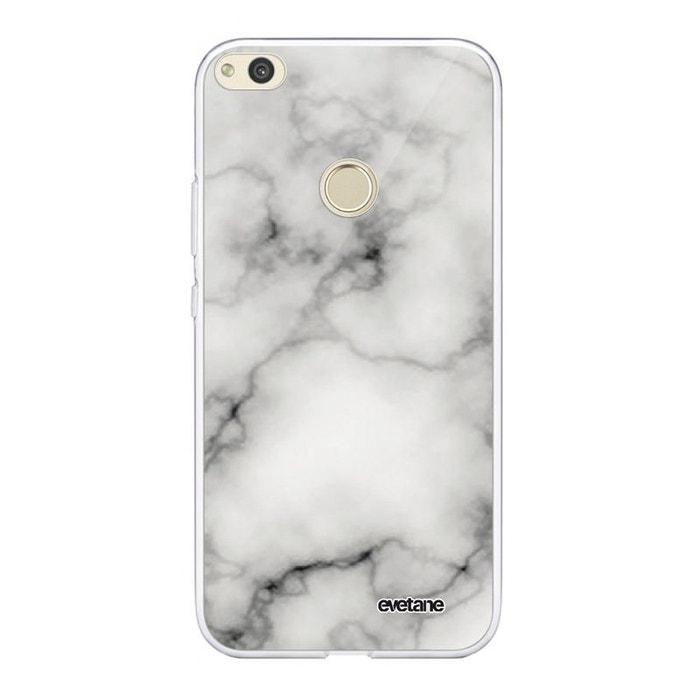 Coque huawei p8 lite 2017 souple silicone transparente marbre ...