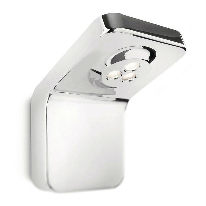 VANITAS - Spot LED de salle de bain Chrome L9cm - Applique Philips designé  par