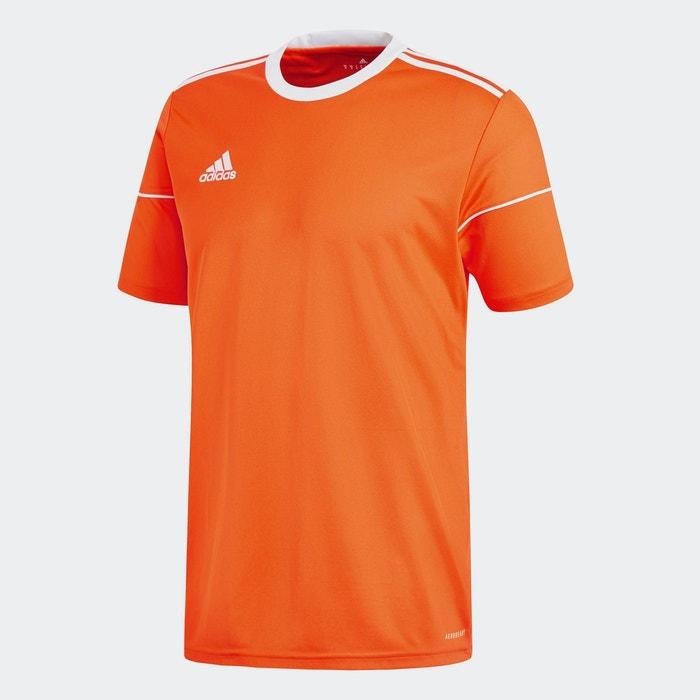 Maillot squadra 17 orange Adidas Performance | La Redoute